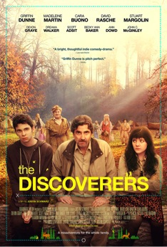affiche du film The Discoverers