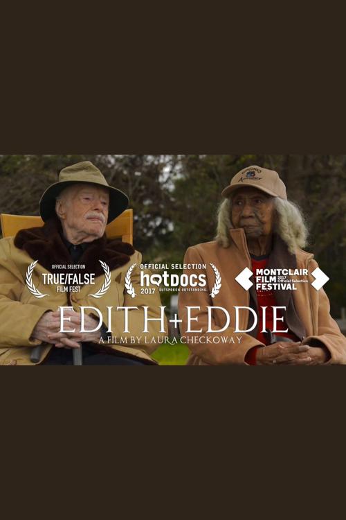 affiche du film Edith+Eddie
