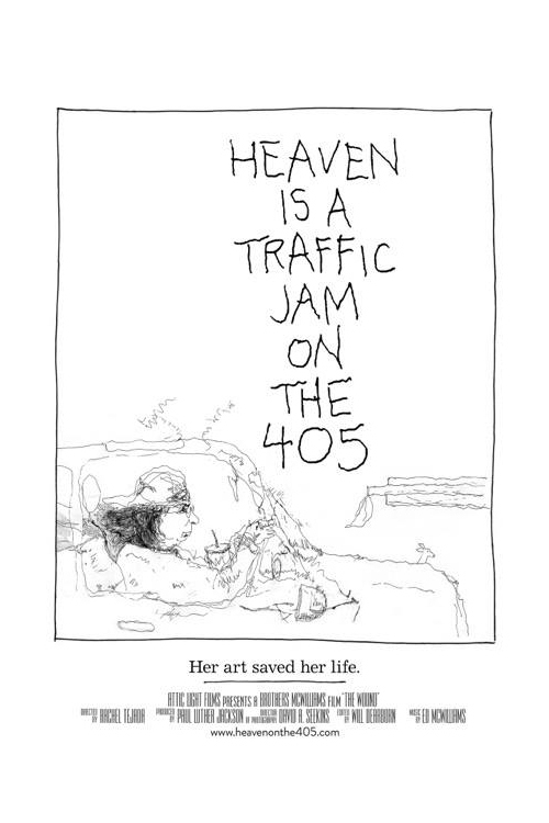 affiche du film Heaven Is a Traffic Jam on the 405
