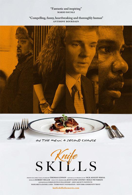 affiche du film Knife Skills