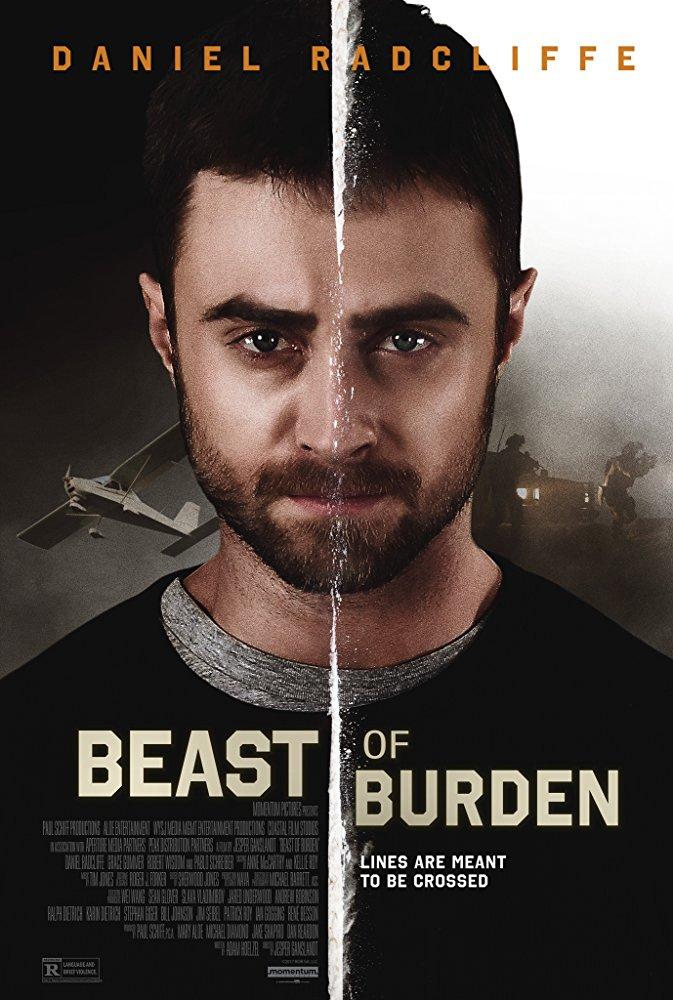 affiche du film Beast of Burden
