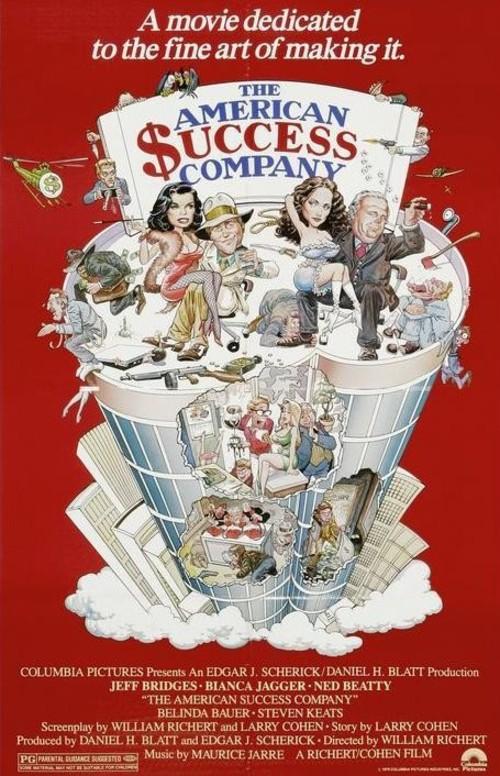 affiche du film The American Success Company