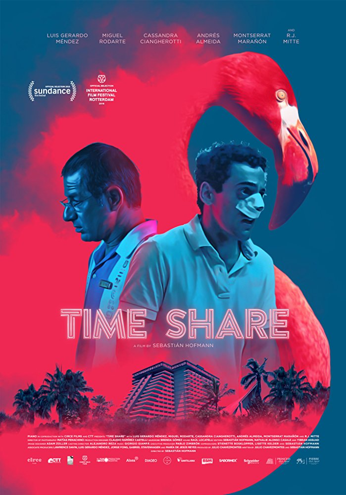 affiche du film Time Share