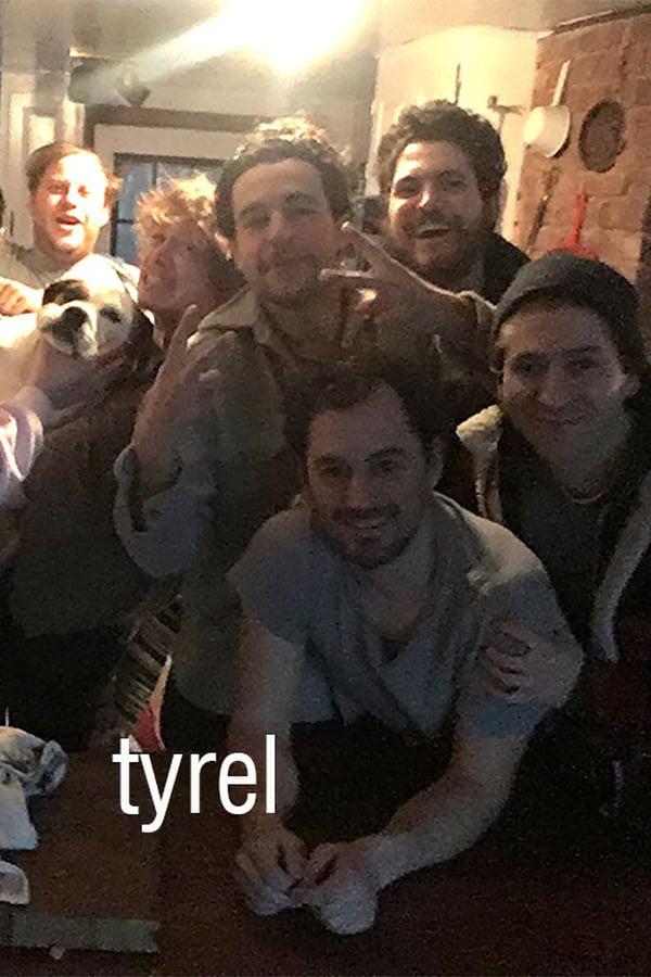 affiche du film Tyrel