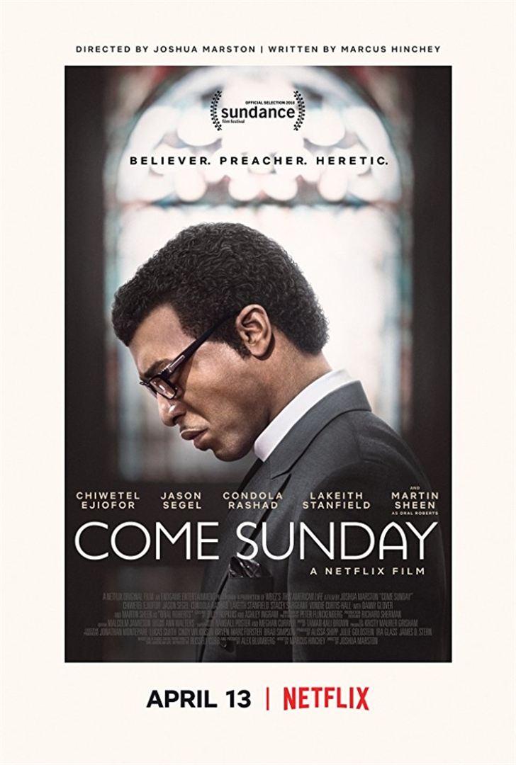 affiche du film Come Sunday