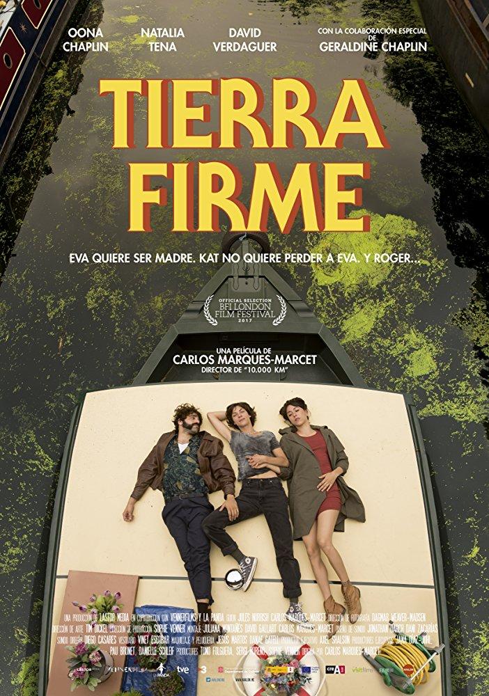affiche du film Tierra firme