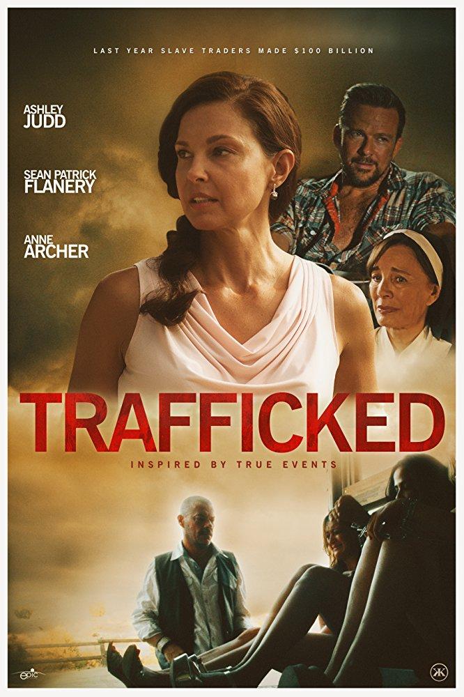 affiche du film Trafficked