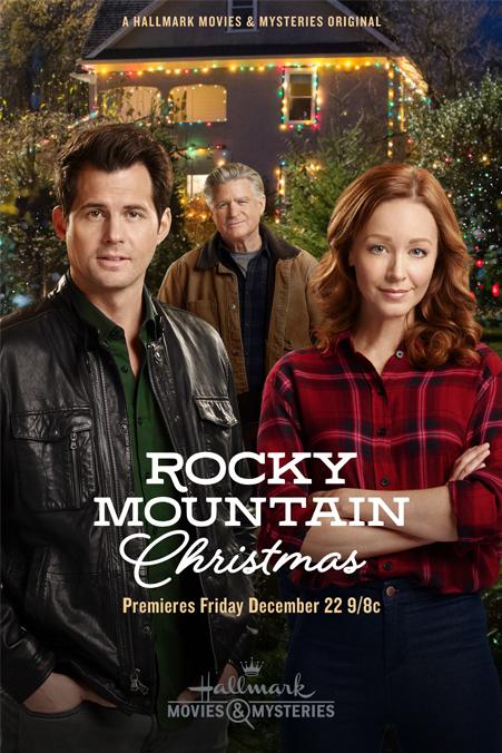 affiche du film Le ranch de Noël (TV)