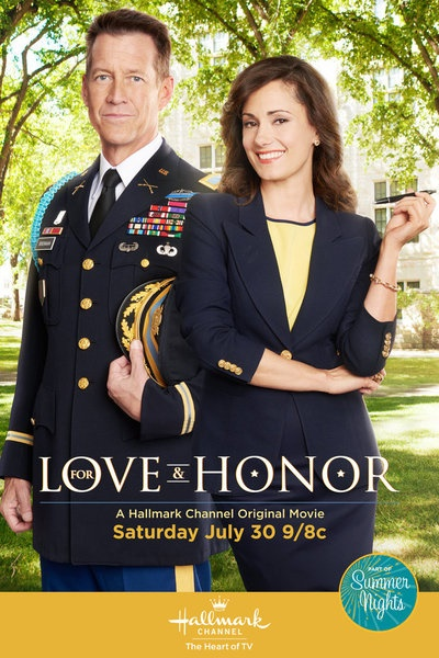 affiche du film For Love and Honor (TV)