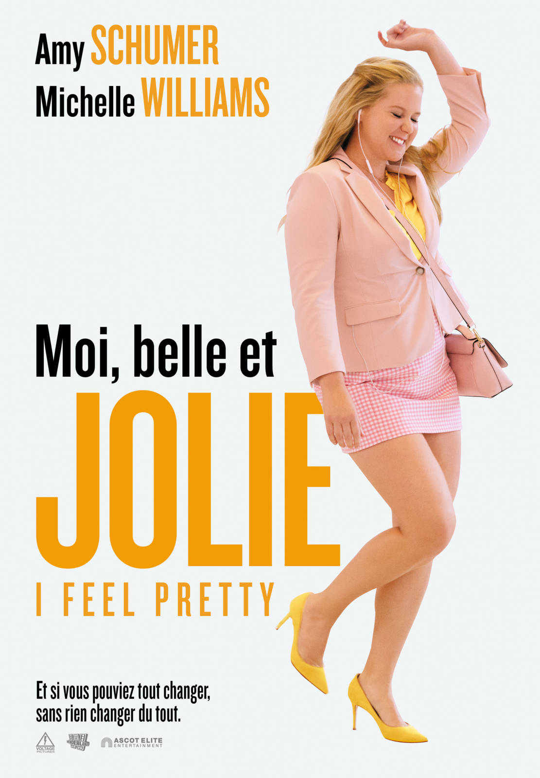 affiche du film Moi, belle et jolie