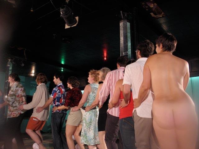 affiche du film Nude Caboose