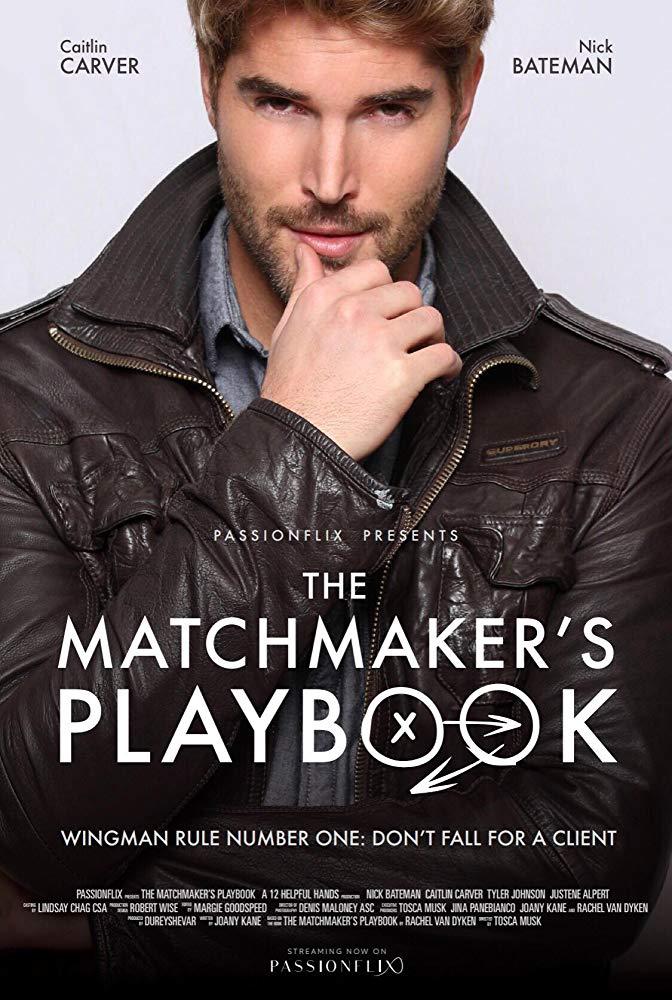 affiche du film The Matchmaker's Playbook