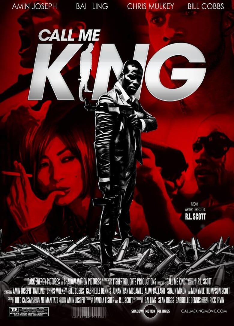 affiche du film Call Me King