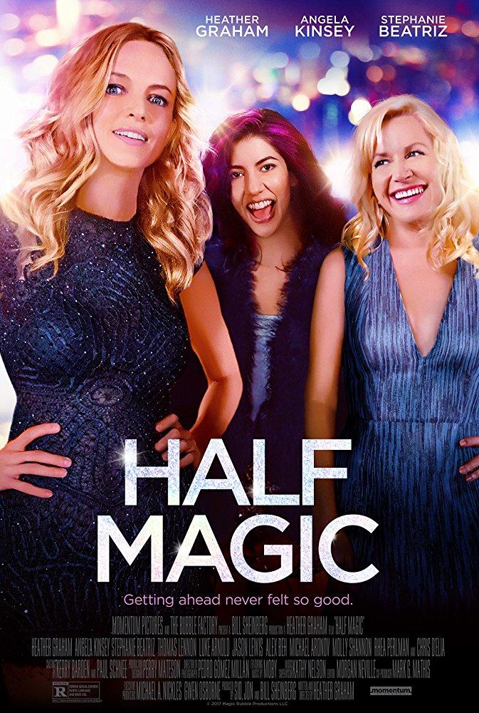affiche du film Half Magic