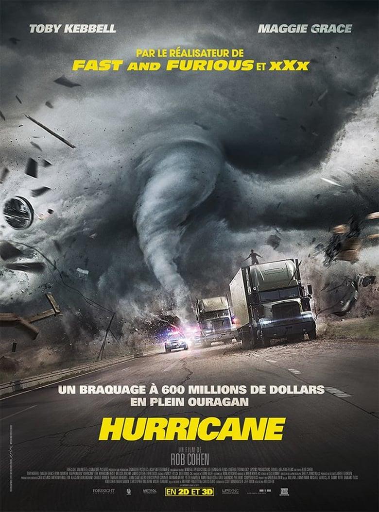 affiche du film Hurricane