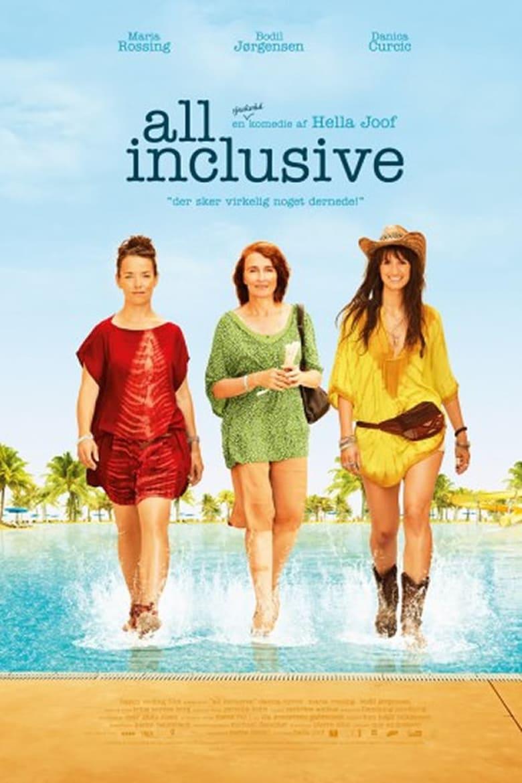 affiche du film All inclusive