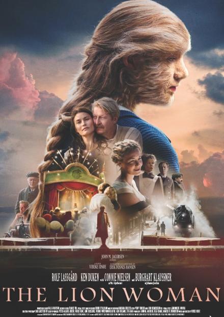 affiche du film The  Lion Woman