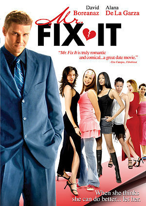 affiche du film Mr. Fix it