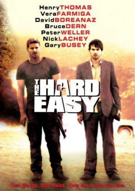 affiche du film The Hard Easy