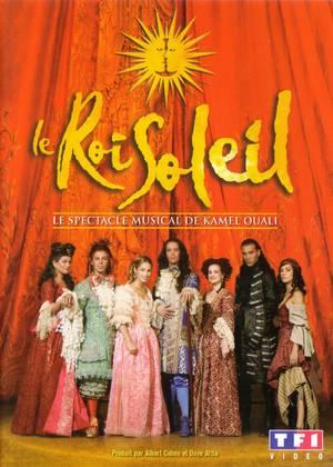 affiche du film Le roi Soleil