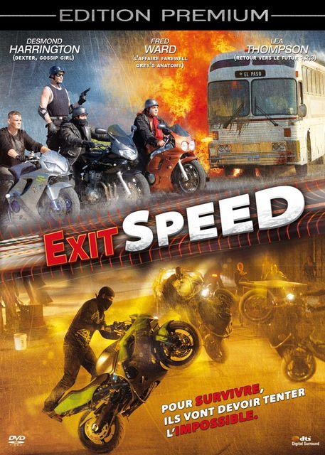 affiche du film Exit Speed
