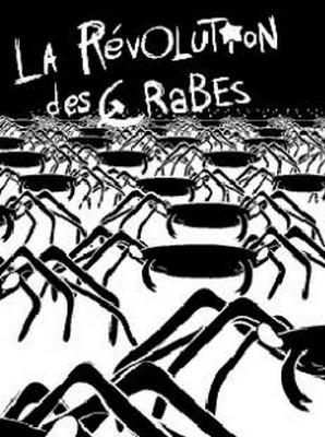 affiche du film La Révolution des crabes