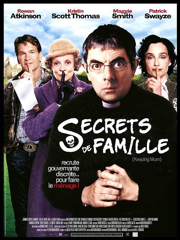affiche du film Secrets de famille