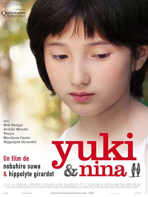 affiche du film Yuki & Nina
