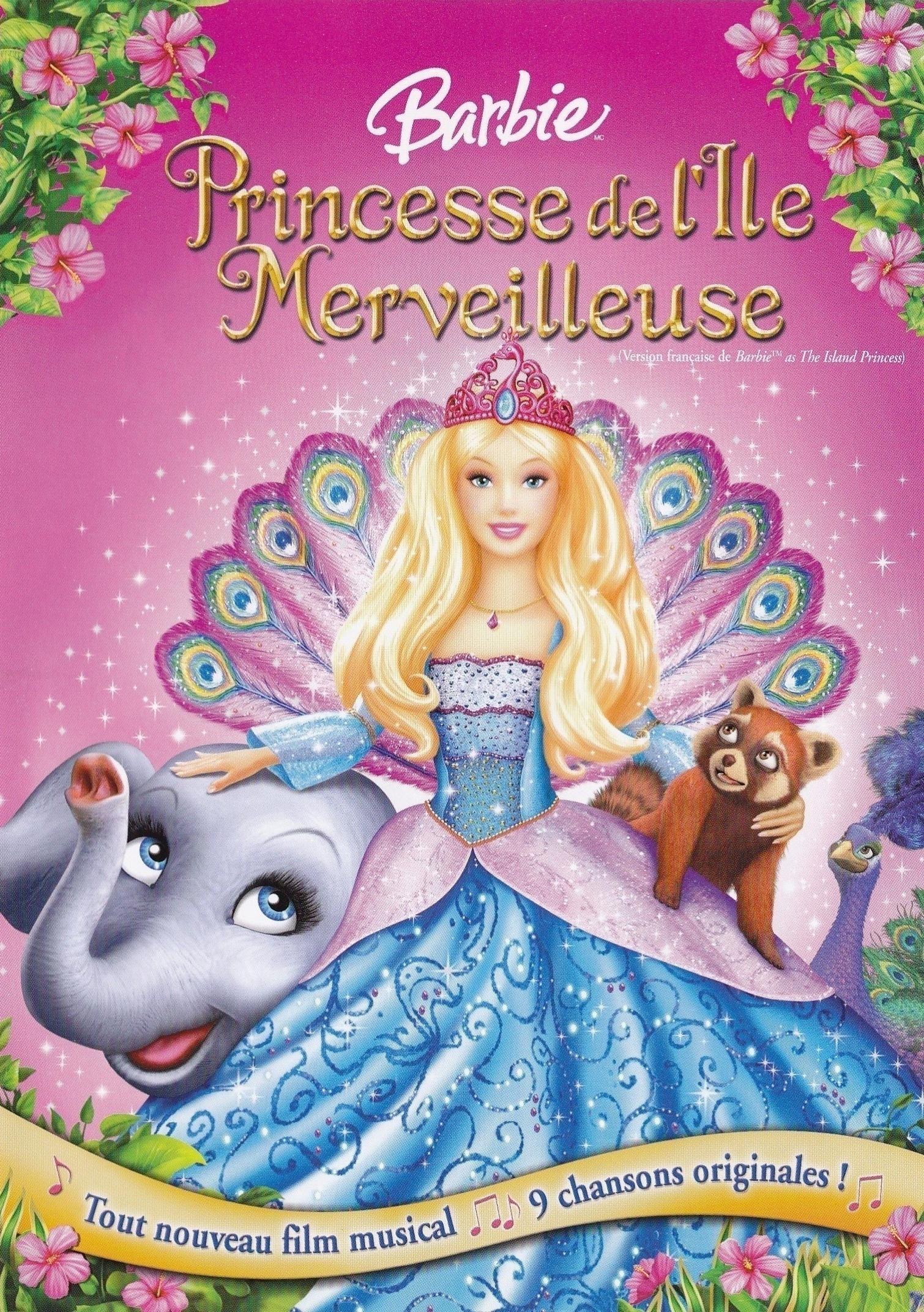 Barbie princesse de l 39 le merveilleuse seriebox - Barbie et l ile merveilleuse ...