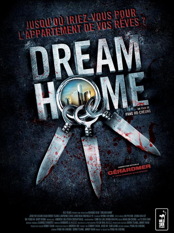 affiche du film Dream Home