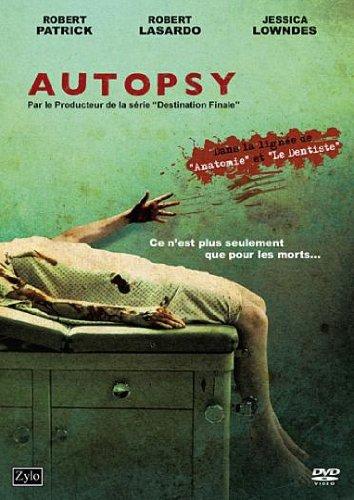 affiche du film Autopsy