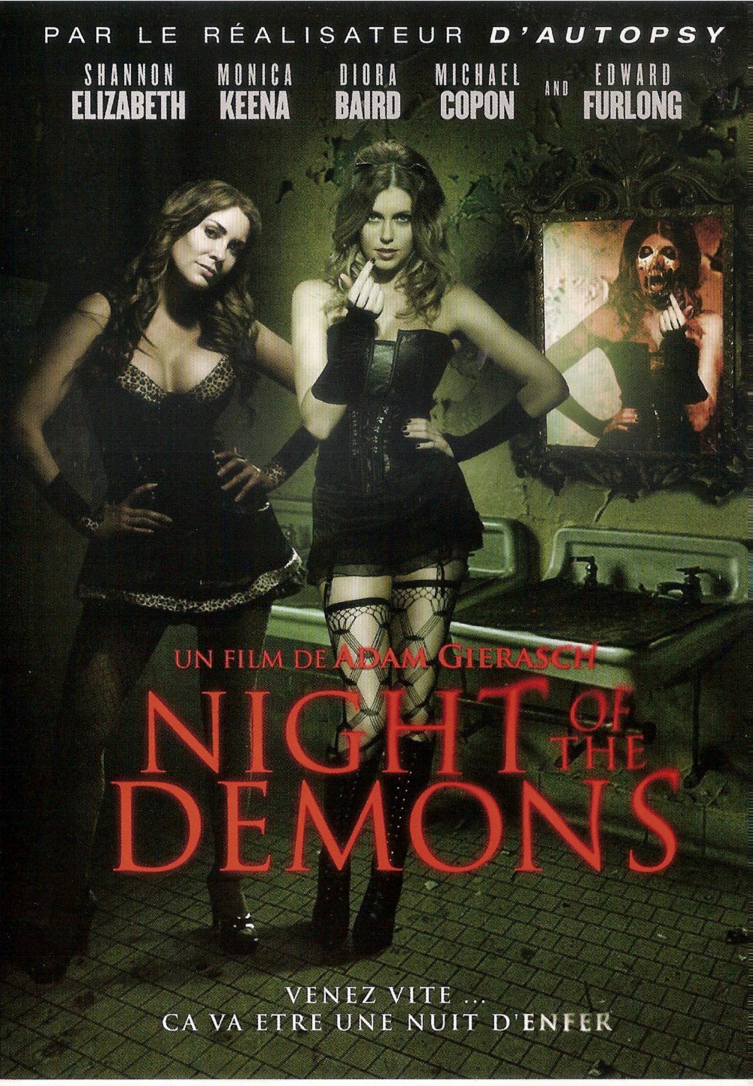 affiche du film Night of the Demons (2009)