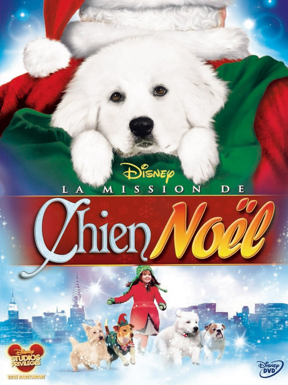 affiche du film La mission de Chien Noël