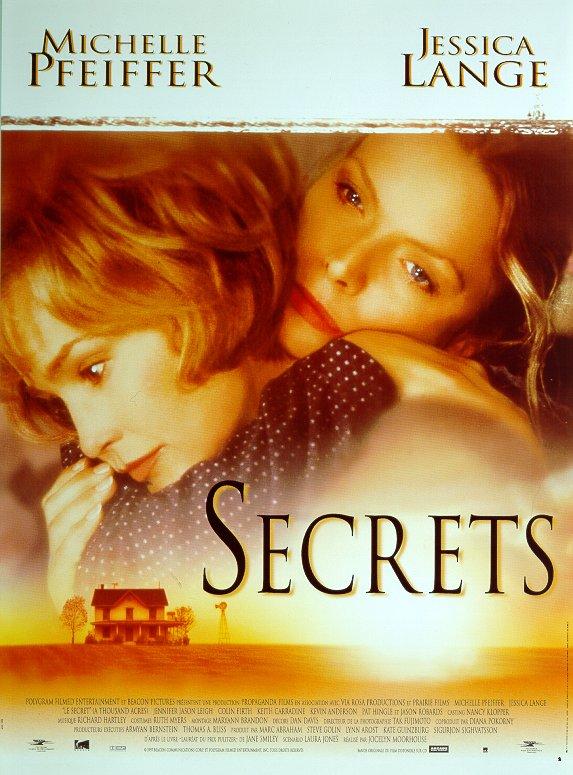 affiche du film Secrets