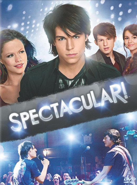 affiche du film Spectacular ! (TV)