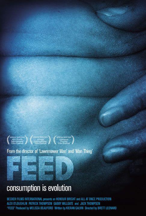 affiche du film Feed