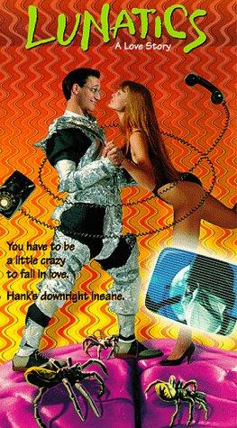 affiche du film Lunatics: A Love Story