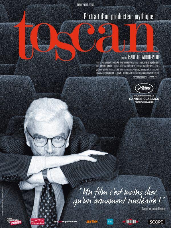 affiche du film Toscan