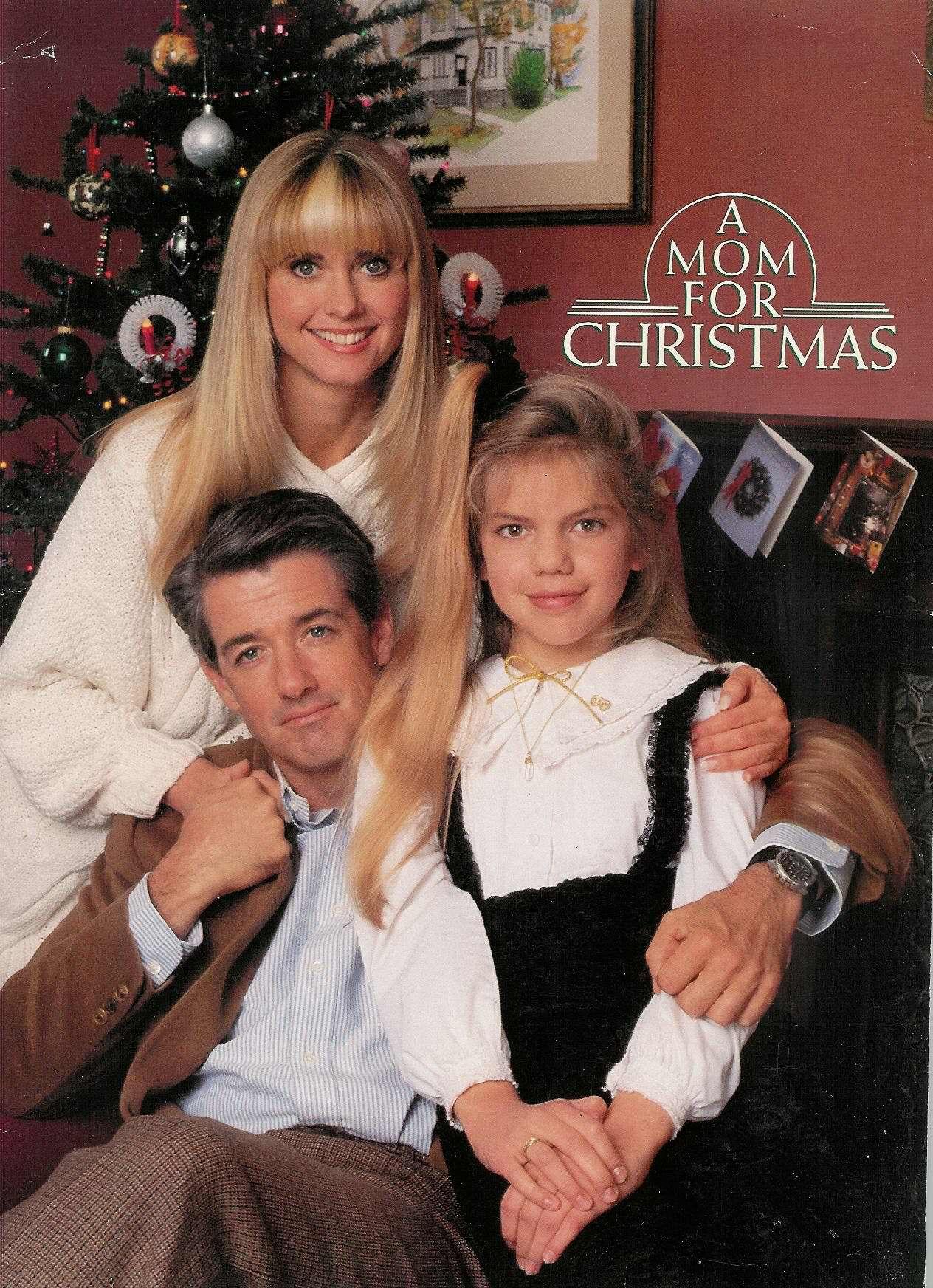 affiche du film Une maman pour Noël (TV)