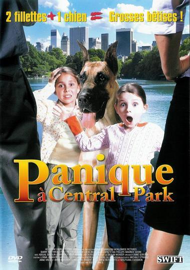 affiche du film Panique à Central Park