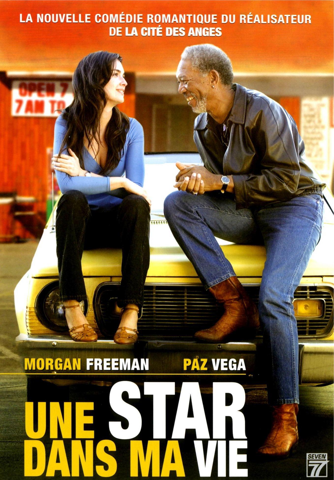 affiche du film Une star dans ma vie