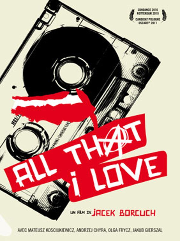 affiche du film All That I Love