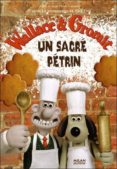 affiche du film Wallace & Gromit : Un sacré pétrin!