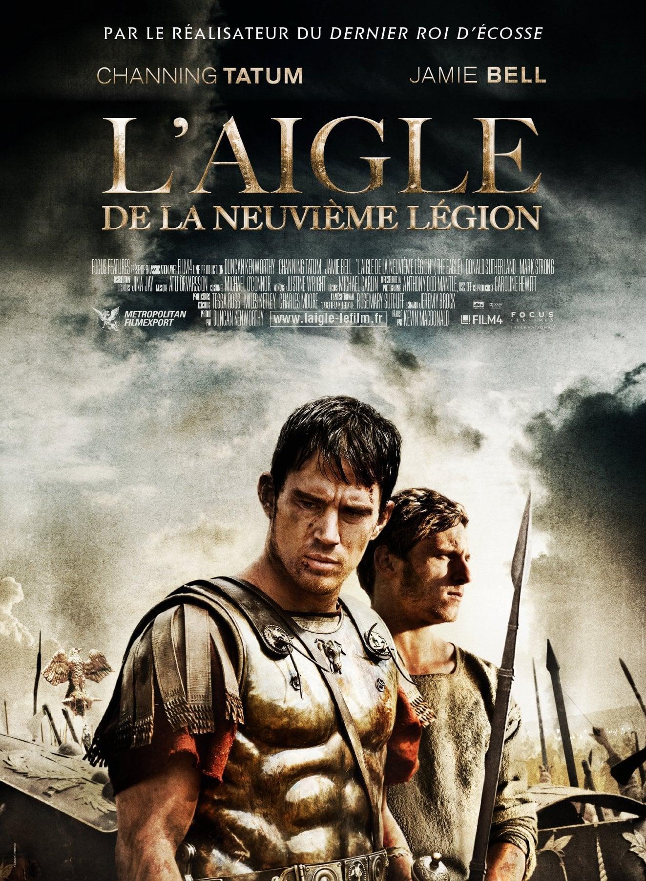 affiche du film L'aigle de la neuvième légion