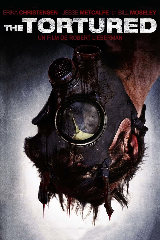 affiche du film The Tortured