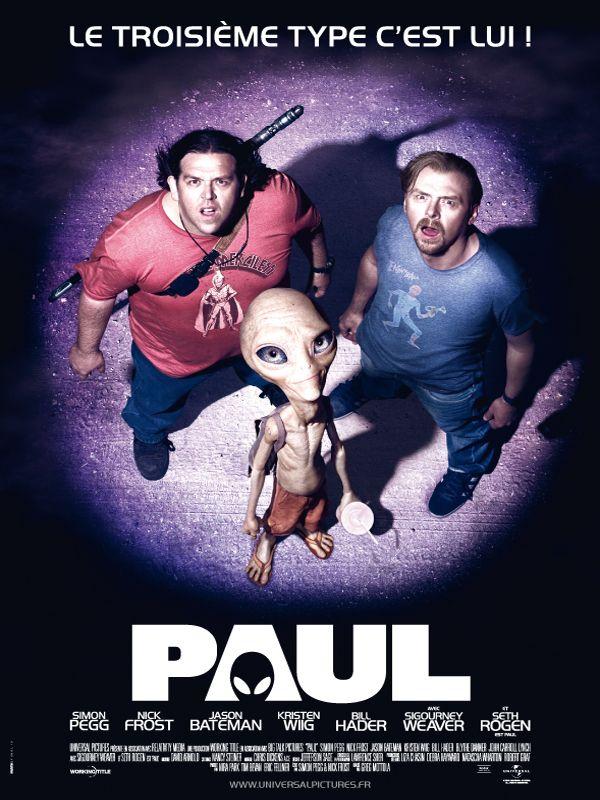 affiche du film Paul