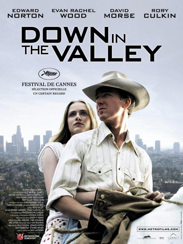 affiche du film Down in the Valley