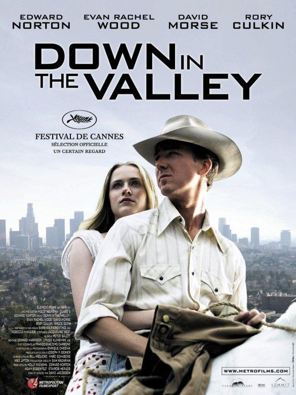 affiche du film Down in the Valley