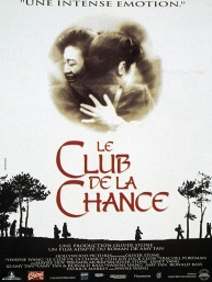 affiche du film Le club de la chance