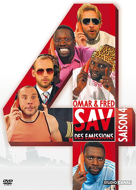 affiche du film SAV des émissions: saison 4